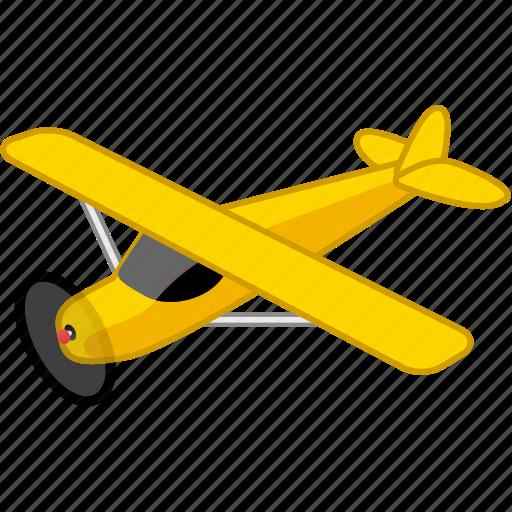 aeroplane, aircraft, airplane, flight, plain, transport, travel icon