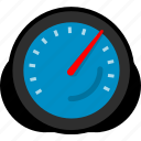 auto, car, dashboard, transportation icon