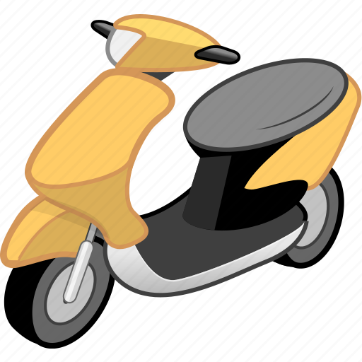 delivery, moto, scooter, shipping, transport, transportation icon