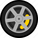 car, transport, transportation, vehicle, wheel icon