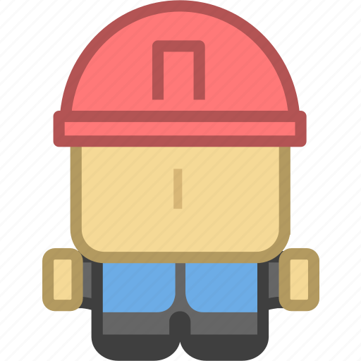 builder, construction, engineer, worker icon