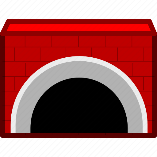 cave, road, traffic, transport icon