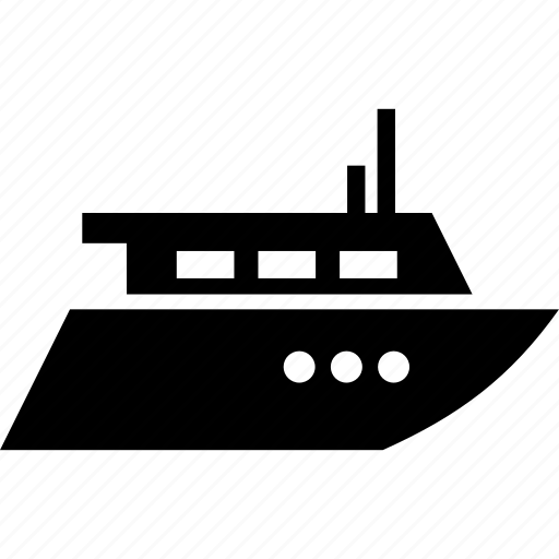 Boat, cruise, luxury, ship, yacht icon - Download on Iconfinder