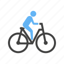 cycling, ride, transport, bicycycle, fitness, exercise, man