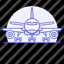 aeroplane, air, aircrafts, airplane, aviation, flight, landing, plane, takeoff, transportation