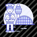 airport, and, aviation, captain, hangar, male, pilot, pilots, plane, terminal, transportation
