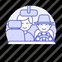driver, driving, land, male, passenger, road, service, taxi, transport, transportation, uber