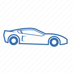 auto, automobile, car, cargo, delivery, transportation, vehicle icon