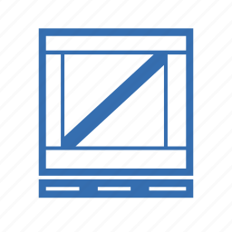box, cargo, delivery, logistics, package, transportation icon