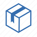 box, cargo, delivery, ecommerce, shipping, transportation icon