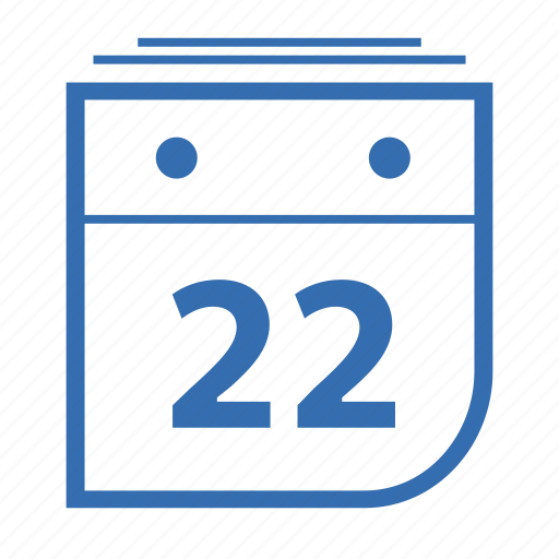 calender, cargo, delivery, programming, transportation icon