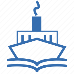 boat, cargo, delivery, logistics, transport, transportation icon