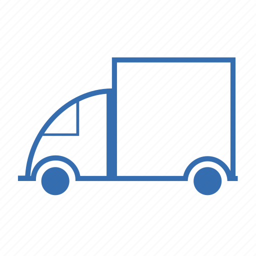 cargo, delivery, logistics, transportation, truck, vehicle icon