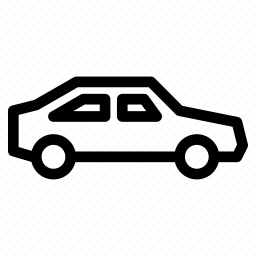 Auto, automobile, car, transportation, travel, vehicle icon - Download on Iconfinder