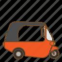 bajaj, transportation, vehicle