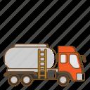 tank truck, transportation, truck, vehicle icon