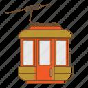 cable car, transportation, vehicle