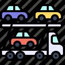 transport, vehicle, transportation, truck, car