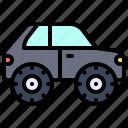 transport, vehicle, four wheels, car, transportation