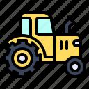 transport, vehicle, farm, tracktor, transportation