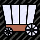 transport, vehicle, carriage, vintage, retro