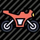 transport, vehicle, bike, motorbike