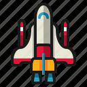 flight, rocket, shuttle, space, spacecraft, spaceship