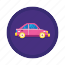 car, drive, driving, transport, travel, vehicle icon