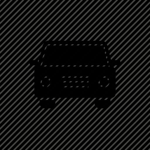 car, four wheel, icon, set, transportation, trip, vehicle icon