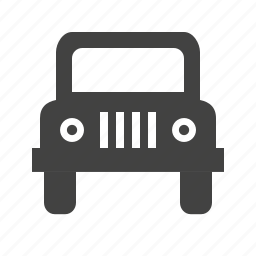 automobile, car, jeep, safari, traffic, transport, vehicle icon