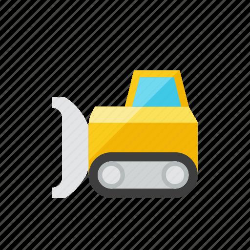2, bulldozer icon