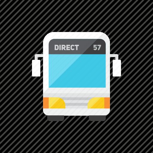 2, bus icon