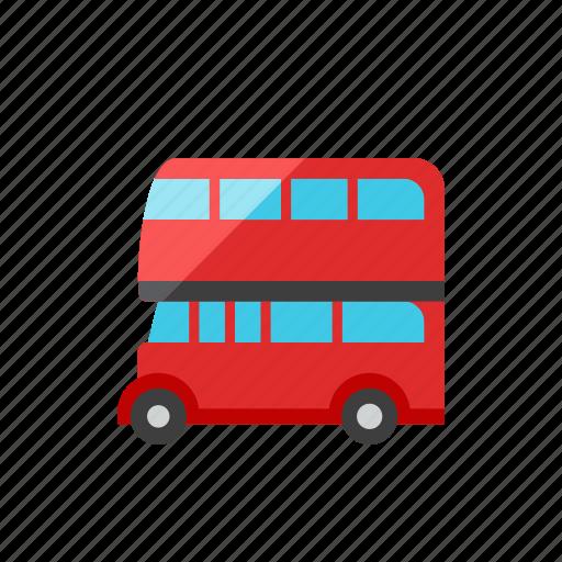 3, bus icon