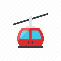 cable, car icon