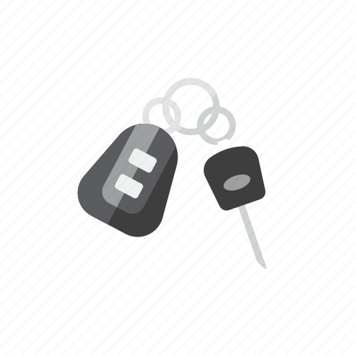 car, key icon