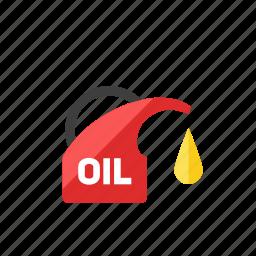 2, car, oil icon