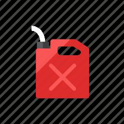 car, oil icon