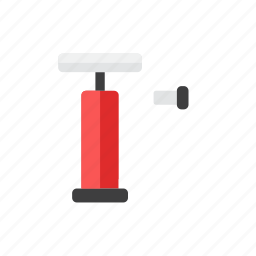 pump, tire icon