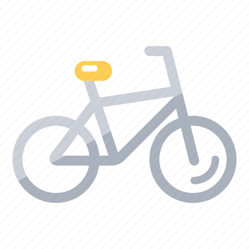bicycle, bike, city transport, transportation icon