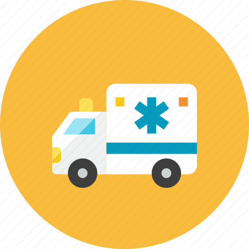 2, ambulance icon