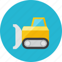2, bulldozer icon