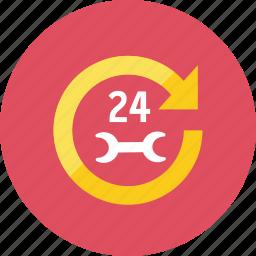 car, service icon