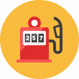 gas, station icon