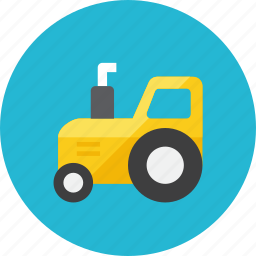 2, tractor icon