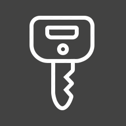 key, open, safe, secure, treasure, unlock, unlock car icon