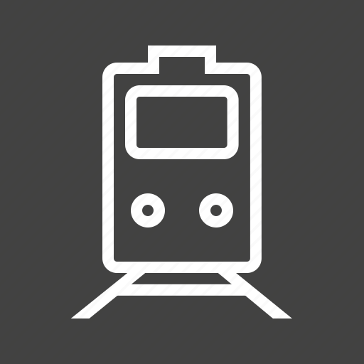 engine, lorry, rail car, railway, track, trasnport, vehicle icon