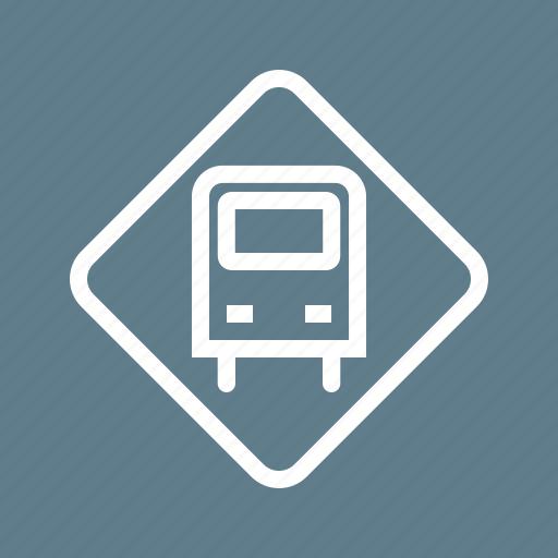 bus, bus stop, tourism, transport, transportation, travel, vehicle icon