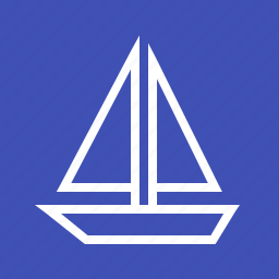 boat, cargo, logistic, ship, transport, travel, yacht icon