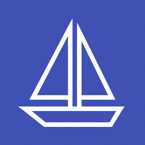 boat, cargo, logistic, ship, transport, travel, yacht icon