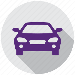 car, directions, gps, map, navigation, traveling, vehicle icon